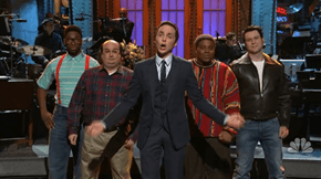 Jim Parsons Gets Help from Other Sitcom Stars in His SNL Opening Monologue