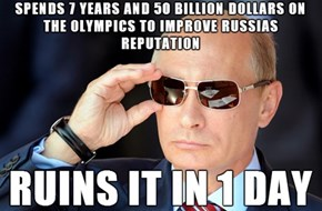 Just Putin Thingz