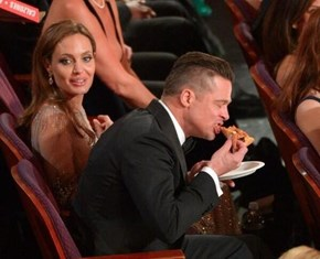 This is How Ellen Knew That Brad Pitt Wanted Pizza