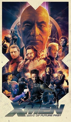 X-Men Fan Poster Gets Singer's Seal of Approval