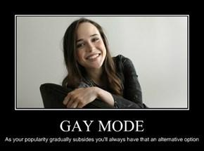 GAY MODE