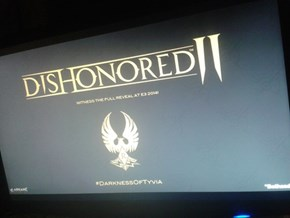 Mysterious Slide Reveals Dishonored II