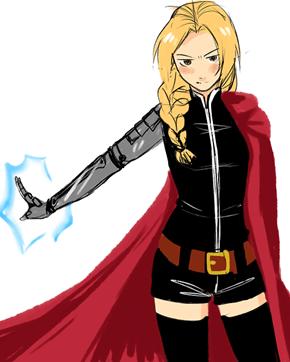 Femme Fullmetal