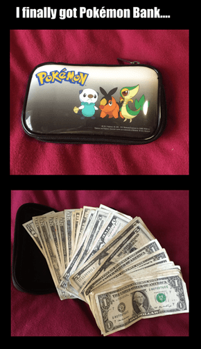 I Finally Got Pokémon Bank...