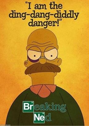 Hi-dilly-ho, Heisenberg!