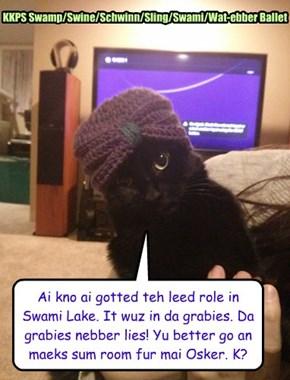 KKPS 2014 Swamp Lake shoo-in!
