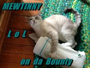 MEWTINNY    L  o  L on  da  Bounty