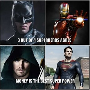 The best super power