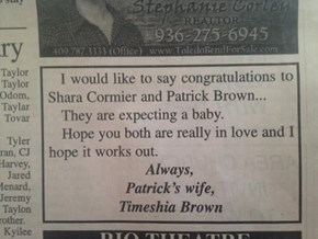 Don't Touch This Newspaper Ad, It's a White-Hot Burn