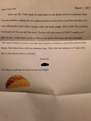Some Kids Really Like Tacos