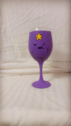 Drink Your Way into Lumpy Space