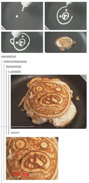 Expectations vs. Reality vs. Pancake Mutants