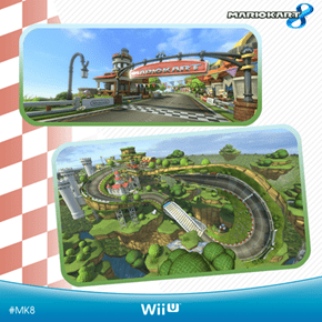 Get a Look at Some of the Tracks From the Upcoming Mario Kart 8