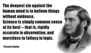 Good Ol' Thomas Huxley