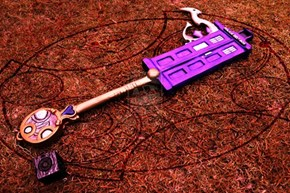 Doctor Who Keyblade