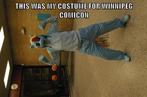 THIS WAS MY COSTUME FOR WINNIPEG COMICON