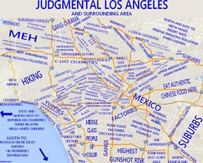 The Judgmental Person's Guide to Los Angeles