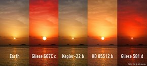 Just How Big Are Other Stars in Comparison to the Sun?