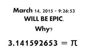 Best Pi Day Ever
