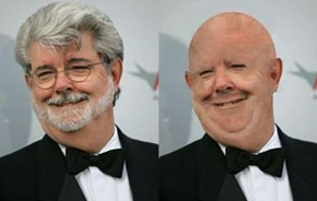 George Lucas Would Look Kind of Strange Without a Beard