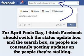 April Fools This Year Has Come and Gone, But Facebook NEEDS to Do This for Next Year's April Fools