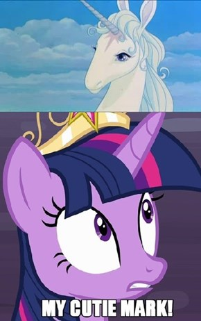 The last Twilight's cutiemark