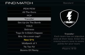 Infinity Ward Changed the Name of Call of Duty: Ghosts' Playlists