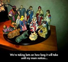 """""""Nativity Scene"""""""