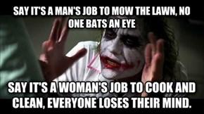 Sexist Bastard