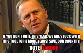 Vote LABOUR! Save our Country!