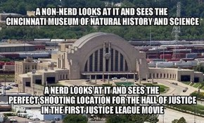I'm Pretty Sure Nerds Are The Only People In That Museum