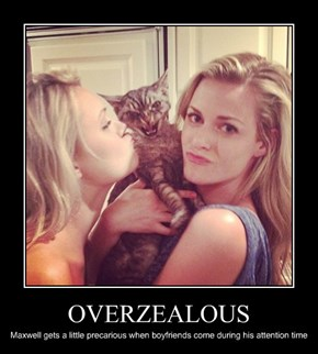 OVERZEALOUS