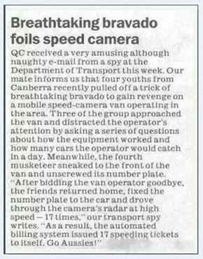 Speed Van
