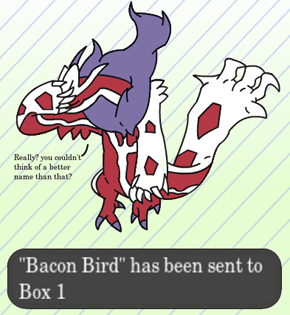 If We Were Able to Catch Shiny Yveltal