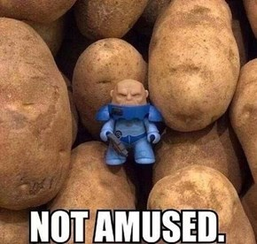 Sontaran Potatoes