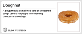 Sweet, Sweet Bribery