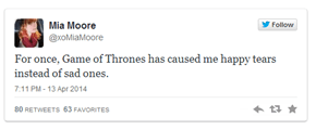 """Game of Thrones"" Last Night Was a Doozy, and Here's How Twitter Reacted. [SPOILERS]"