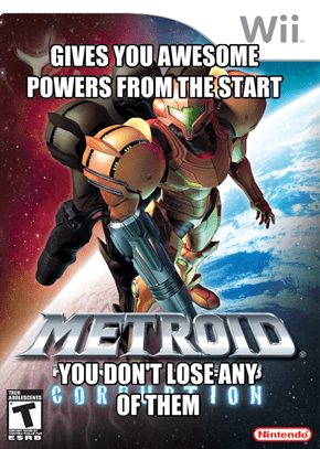 Good Game Metroid Prime 3 Corruption