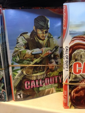 WTF! These Playstation 2 Covers From an Iraq Market Make Zero Sense