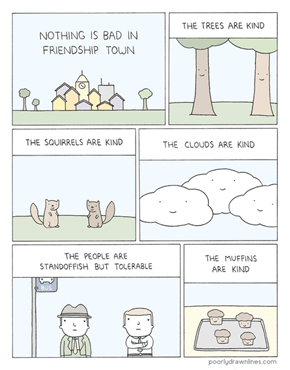 The Story of Friendship Town