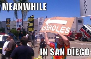 MEANWHILE  IN SAN DIEGO