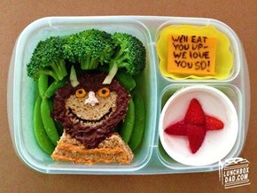 This Dad Makes Lunches That Are Almost Too Cute to Eat