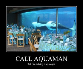 CALL AQUAMAN