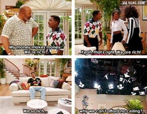Uncle Phil Ate it
