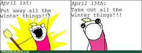 Minnesotans Be Like...