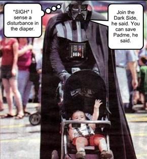 If Vader kept Luke...
