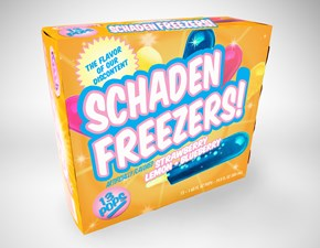 Schadenfreezers Are Popsicles With a Touch of Existential Sadness