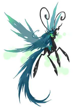 only chrysalis can make it look good