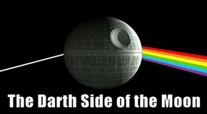 The Darth Side of the Moon