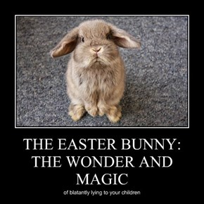 THE EASTER BUNNY: THE WONDER AND MAGIC
